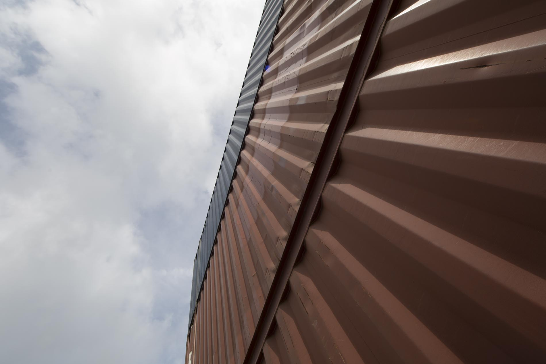 Containers from below