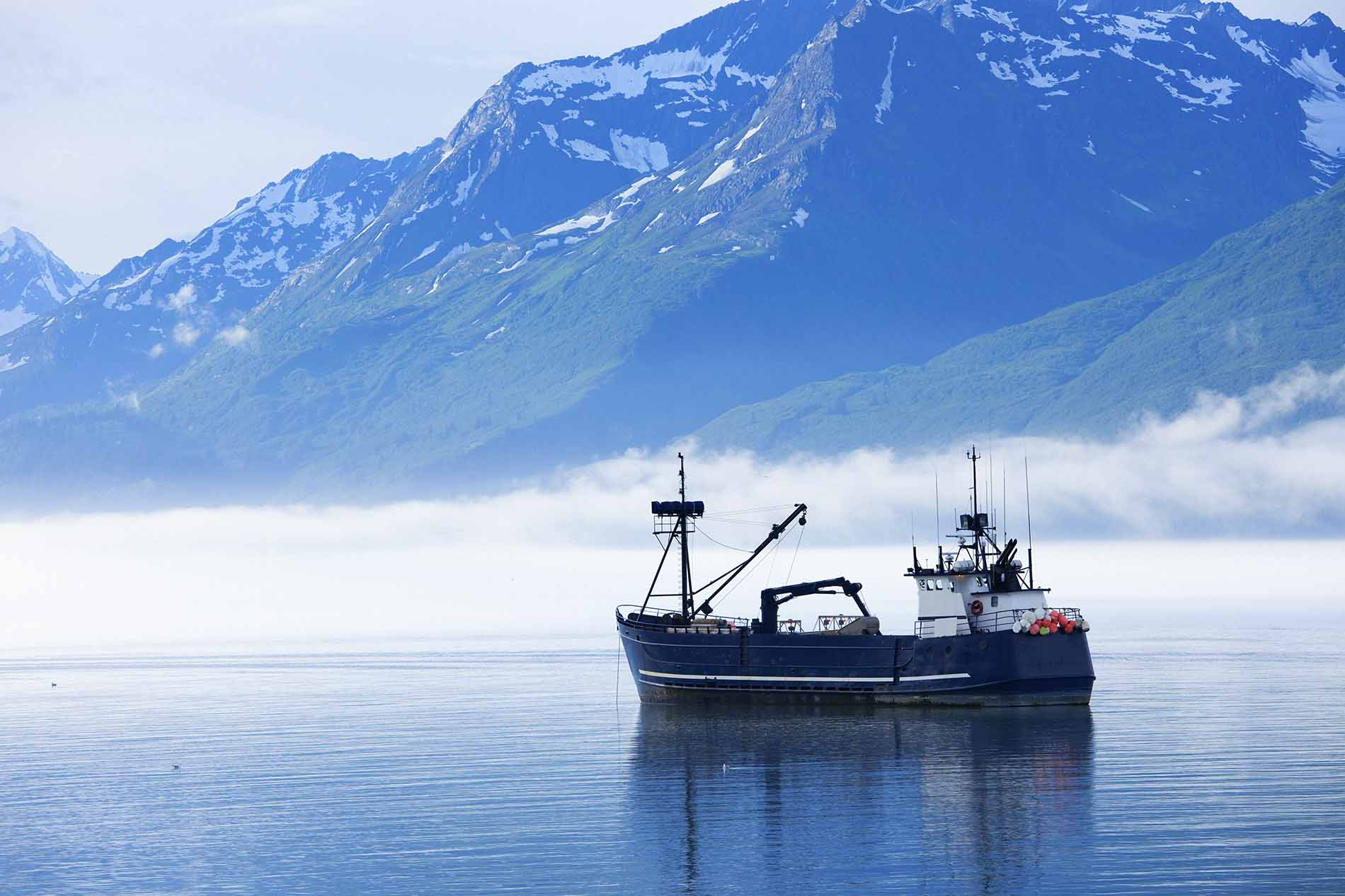 commercial fishing baoat