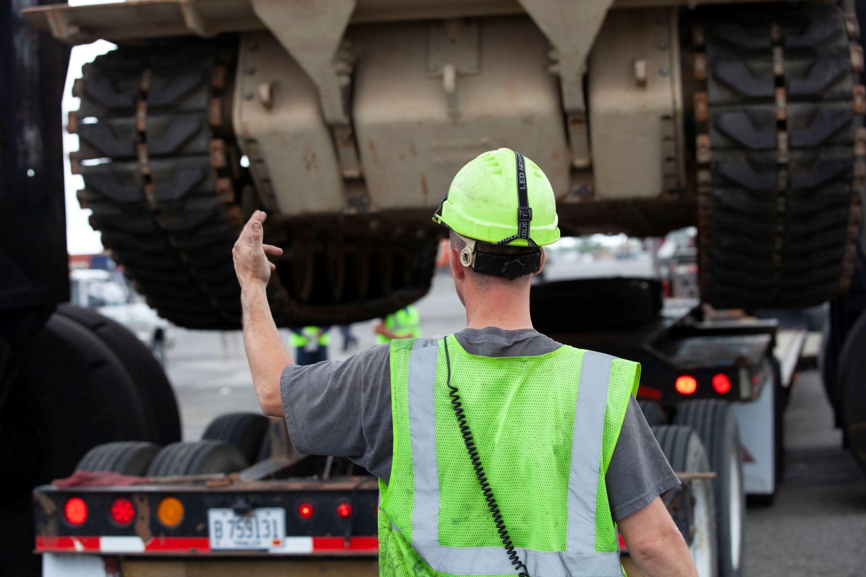 Directing cargo