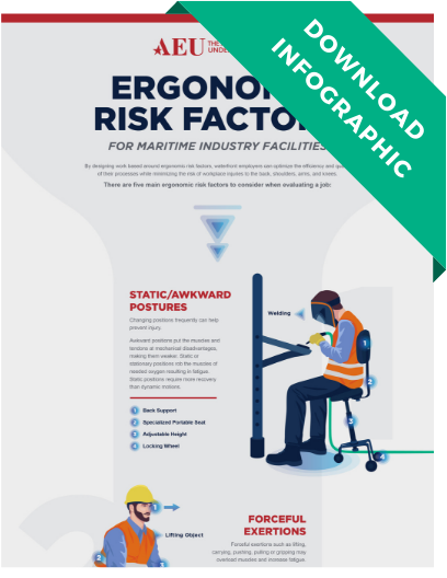 Download Ergonomic Risk Factors Infographic