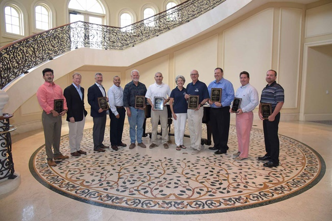 2016 AEU Safety Award Winners
